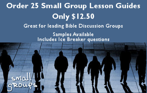 Small Group Lesson Guides