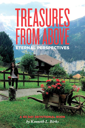 Treasures From Above Book