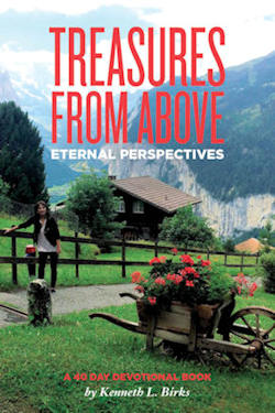 Treasures from Above by Kenneth L Birks