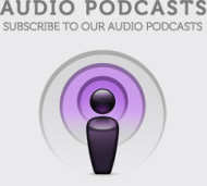 Subscribe to our podcasts