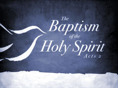 BAPTISM WITH THE HOLY SPIRIT EBOOK