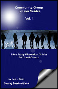 Bible Study Lessons, Free Printable, Downloadable Materials