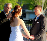 Wedding Officiant Services by Ken Birks
